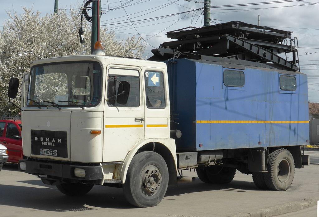 camion roman