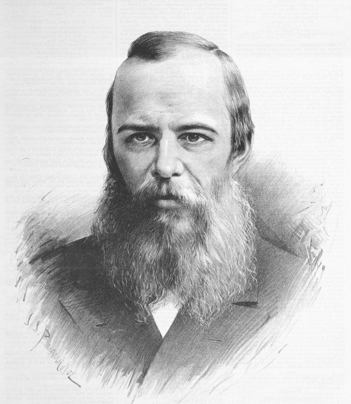 Feodor Mihailovici Dostoievski, foto: istoriesicultura.ro
