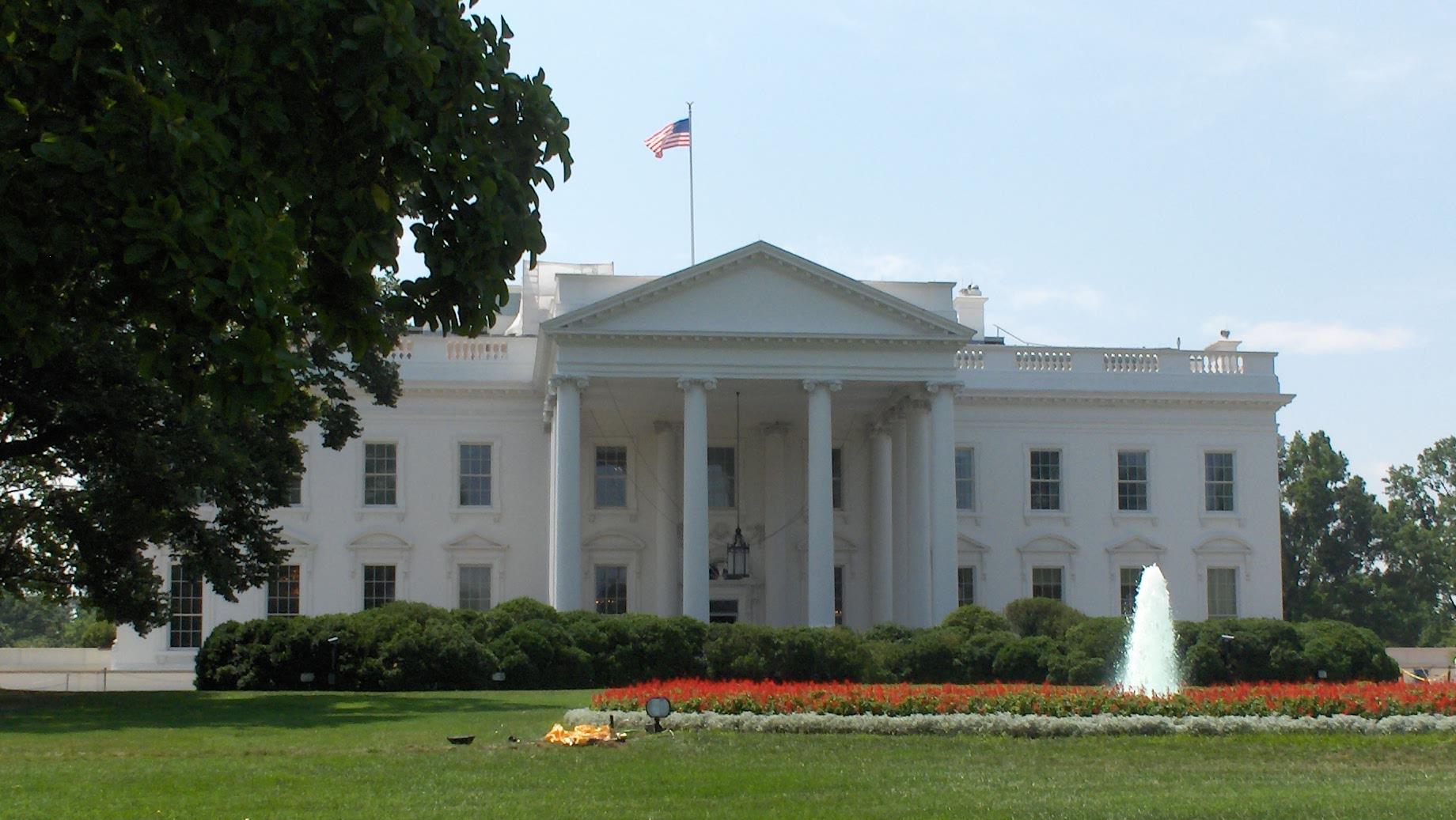 Casa Alba din Washington DC, simbolul arhitectural al presedinției Americii  - Deștepți.ro