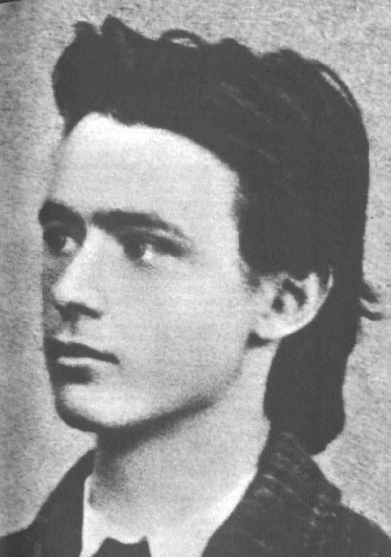 Rudolf Steiner in tinerete