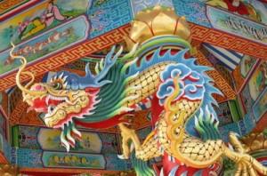 dragonul din legendele chinezesti