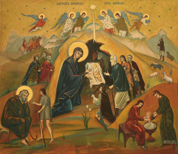 Nasterea Domnului Isus Hristos