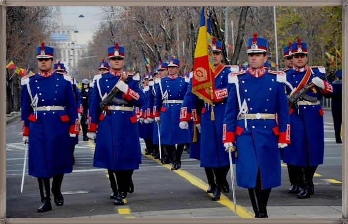 Parada militare de 1 Decembrie,  Foto: flickr.com