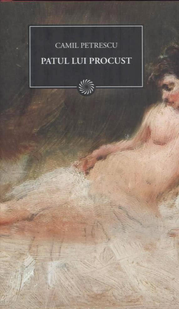 Patul lui Procust de Camil Petrecu, Foto: lectura-audio.blogspot.com