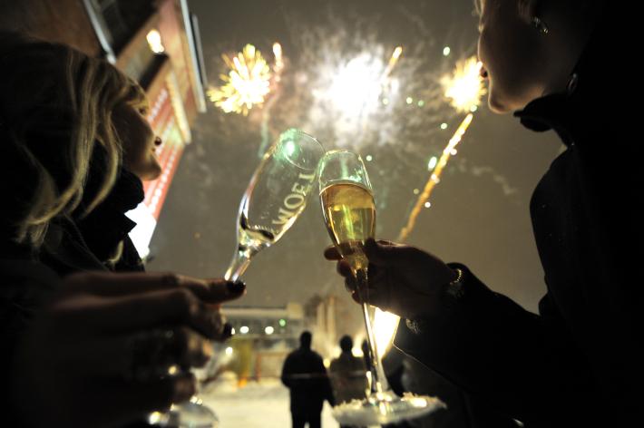 Petrecerea de Anul Nou, Foto: Petrecerea de Anul Nou