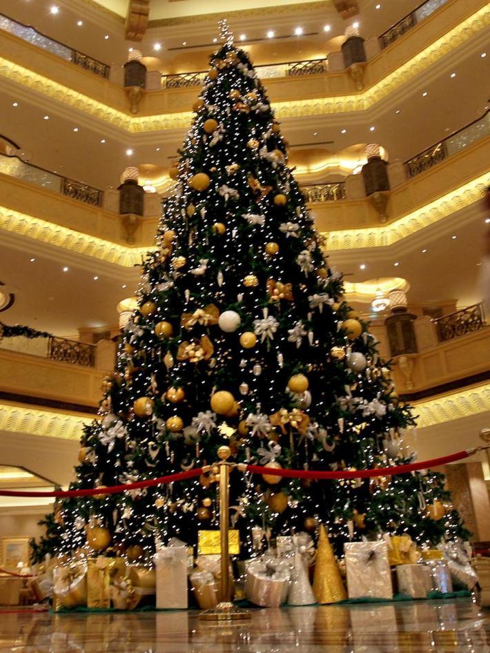 Pomul de Craciun din Emiratele Arabe Unite, Foto: kimberlyhouston.wordpress.com