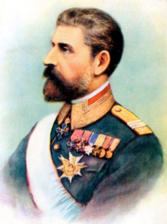 Regele Ferdinand I de Hohenzollern