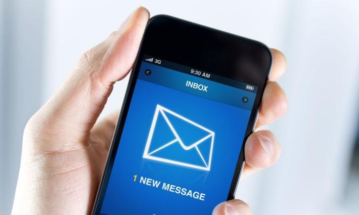 Mesaje de Craciun primite pe telefonul mobil, Foto: oradesibiu.ro