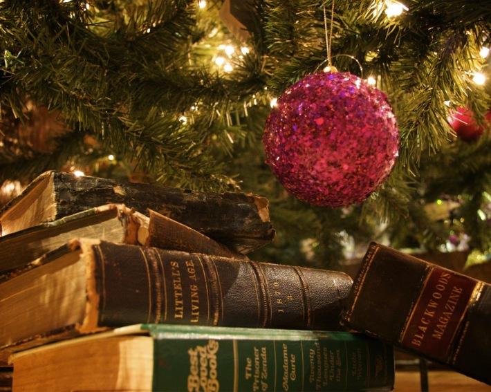 Carti pe tema Craciunului, Foto: tysonanddeniseremy.blogspot.com