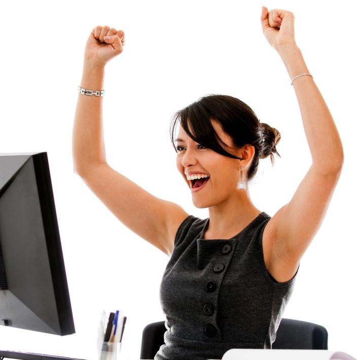 Femeie de succes, Foto: zushkabiros.wordpress.com