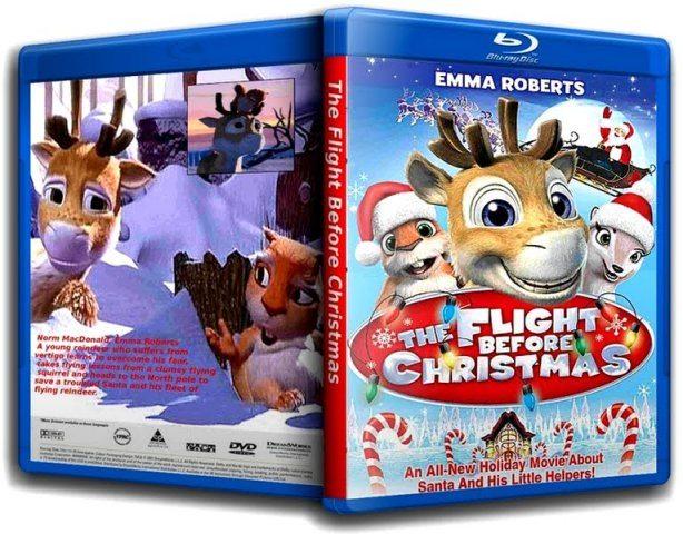 Filmul The Flight Before Christmas, Foto: blastzoneonline.wordpress.com