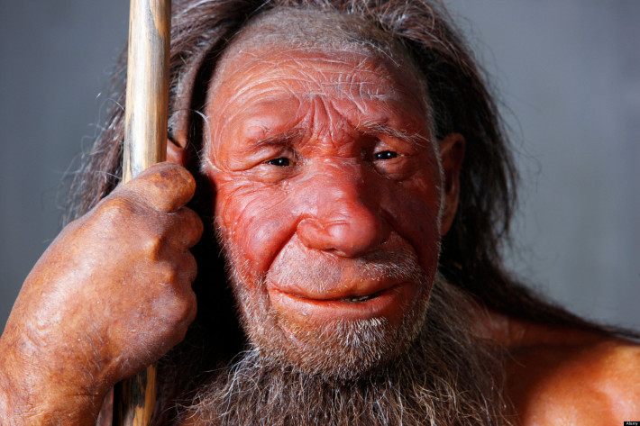 Omul de Neanderthal, Foto: theuprightmonkey.wordpress.com