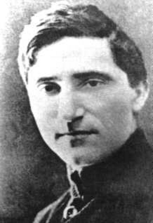 Portretul lui G Toparceanu, Foto: gradinavisata.wordpress.com