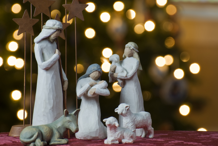 Sceneta de Nasterea Domnului Iisus Hristos, Foto: en.wikipedia.org