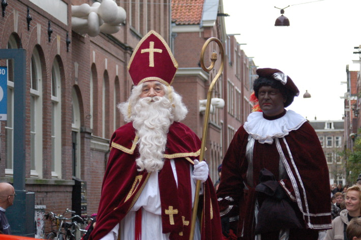Sinterklaas (Mos Nicolae in Olanda) , Foto: thecottoncandymix.wordpress.com