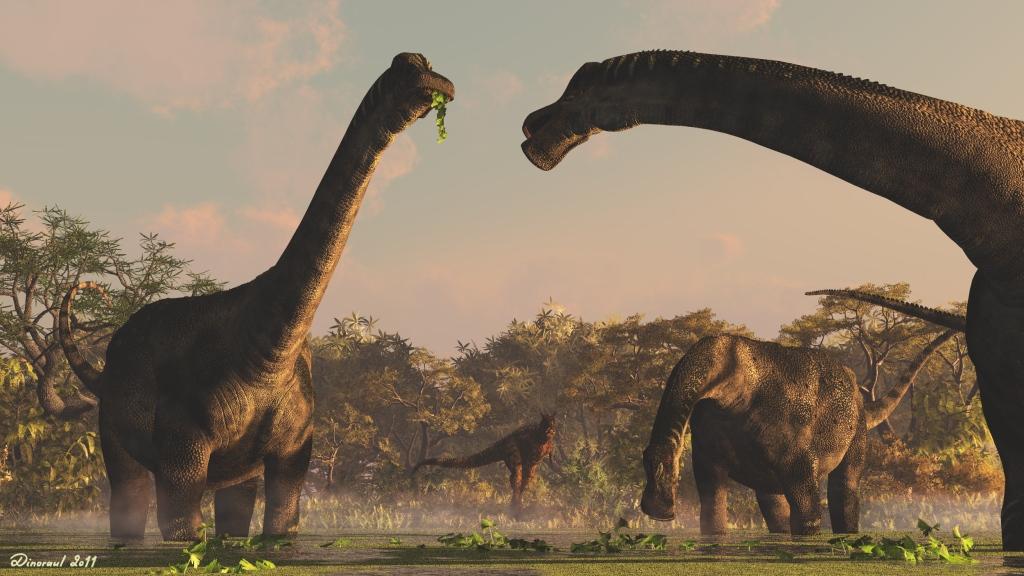 Antarctosaurus, Foto: parquedaciencia.blogspot.com