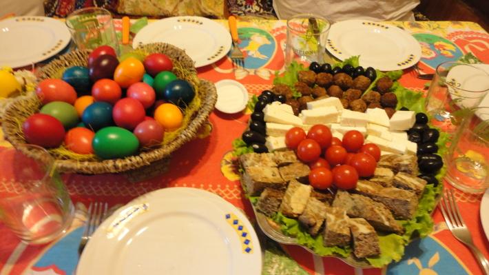 Bucate traditionale preparate de Paste, Foto: loveromania.wordpress.com