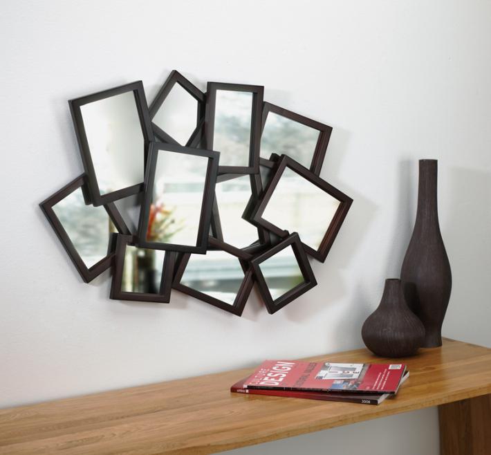 Oglinzi pentru decorul camerei, Foto: decorasia.wordpress.com
