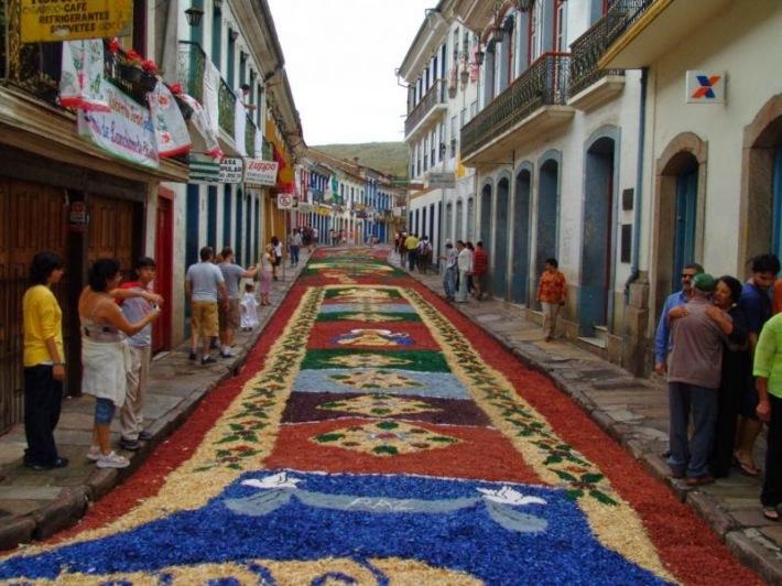 Procesiune de Paste in Brazilia, Foto: mol-tagge.blogspot.com