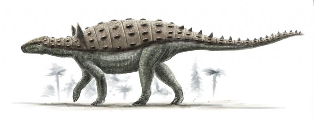Struthiosaurus, Foto: laexuberanciadehades.wordpress.com