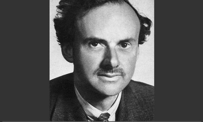 Fizicianul Paul Dirac, Foto: thecuriousastronomer.wordpress.com