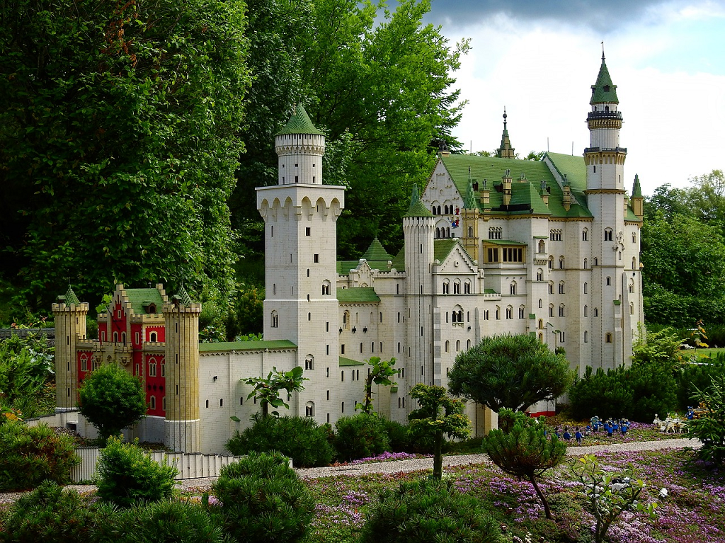 castel lego