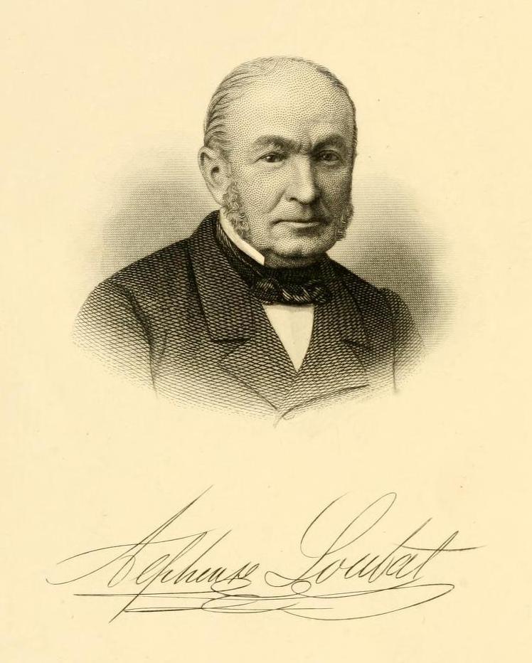 Alphonse Loubat