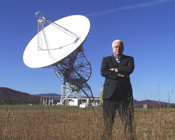 Astronautul Frank Drake, Foto: writescience.wordpress.com