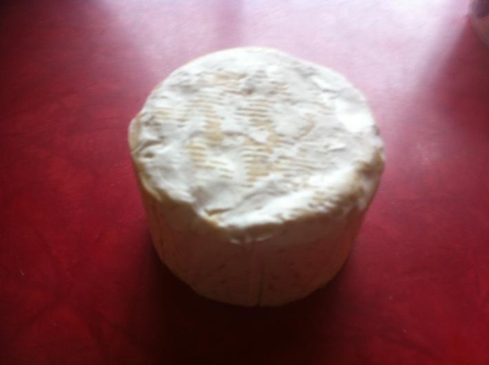 Branza Camembert acoperita cu penicilina, Foto: myblogofcheese.wordpress.com