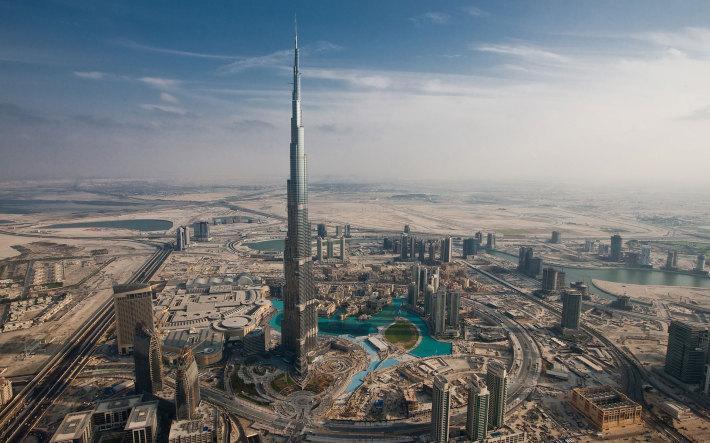 Burj Khalifa, Foto: philebersole.wordpress.com