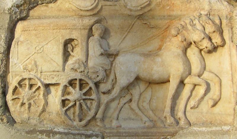 Caruta folosita de romani pentru comert, Foto: en.wikipedia.org