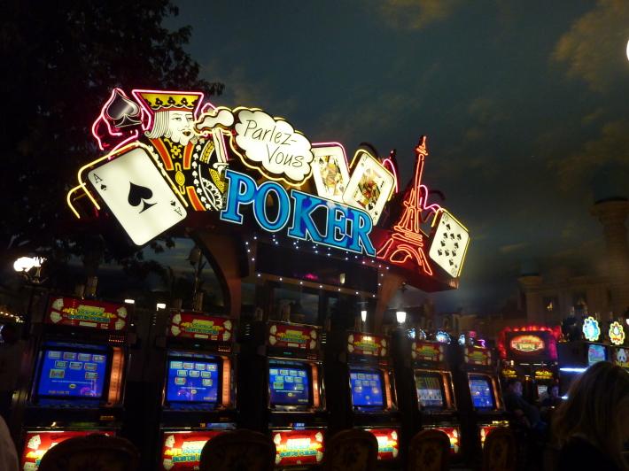 Cazinou din Las Vegas, Foto: chrislaura2010.wordpress.com