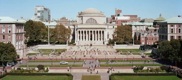 Columbia University, Foto: davidleventi.wordpress.com