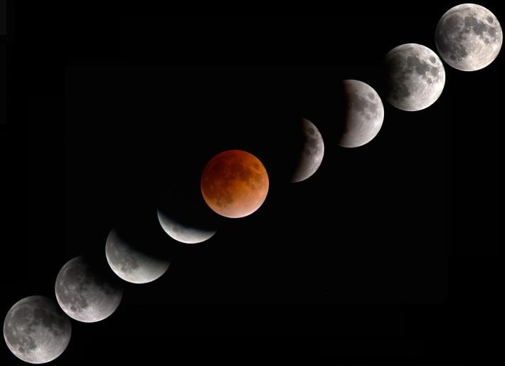 Eclipsa de Luna, Foto: calaski.wordpress.com