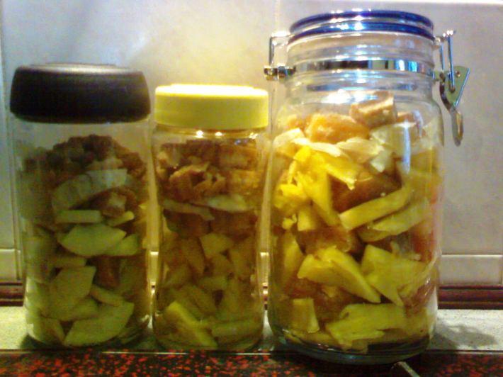 Emzime provenite din fructe, Foto: huichun.wordpress.com