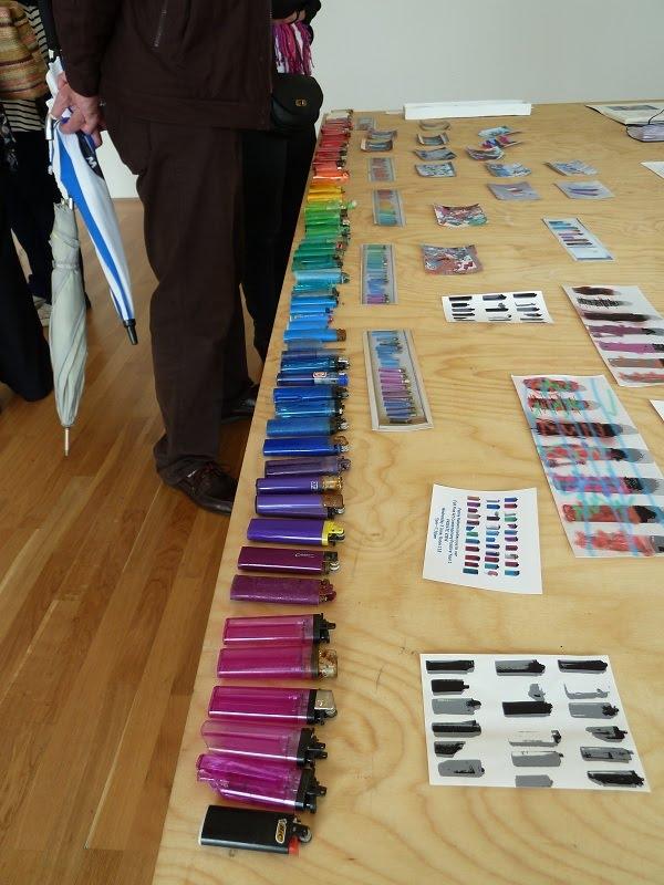 Expozitie de brichete, Foto: dlwpblog.wordpress.com