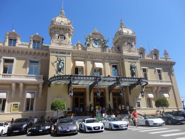 Fatada Cazinoului din Monte Carlo, Foto: tspadventure.wordpress.com