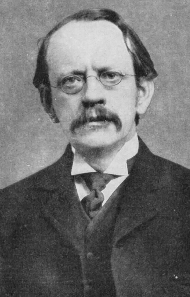 J J Thomson, Foto: quantumsniper.wordpress.com
