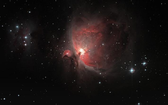 Nebula Orion, Foto: en.wikipedia.org