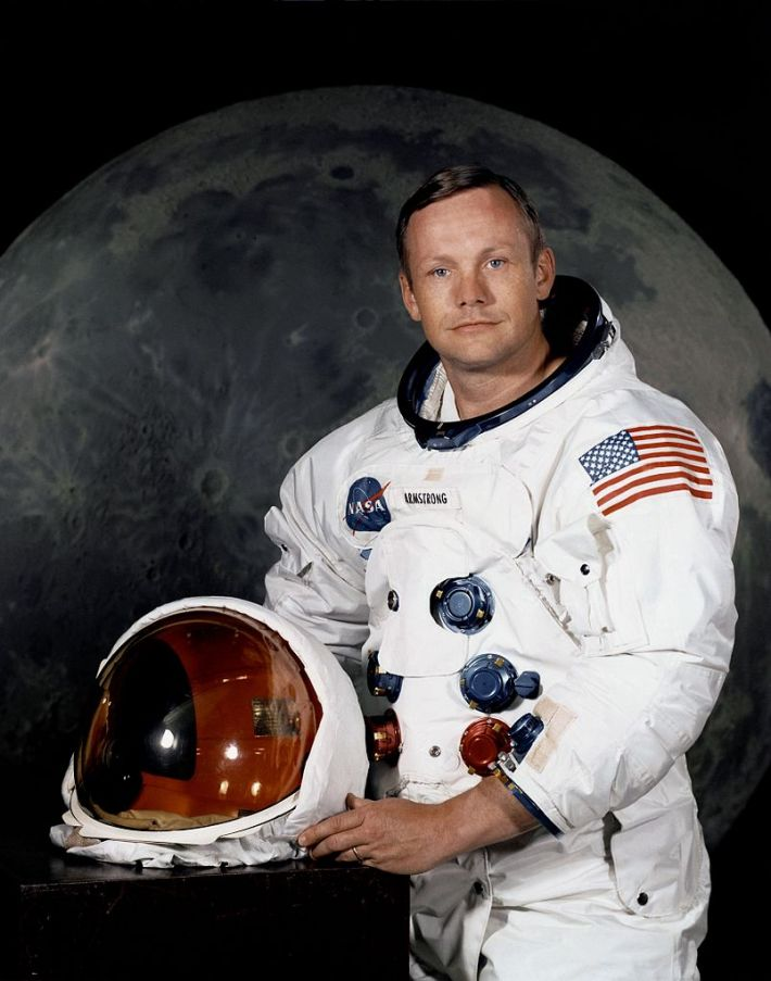 Neil Armstrong, Foto: ratiocinativa.wordpress.com