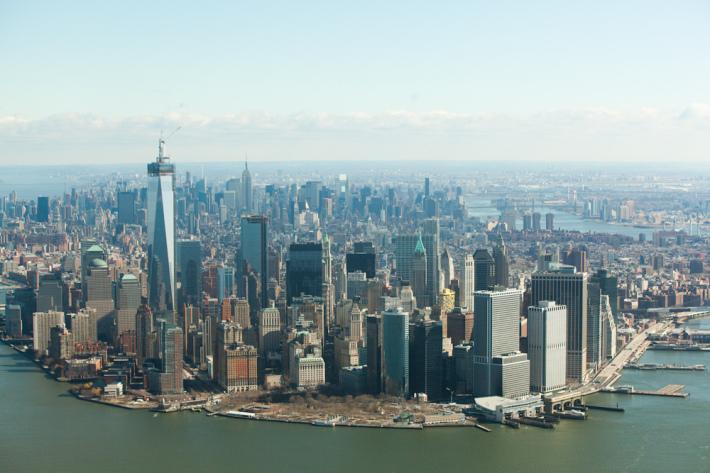 One World Trade Center, Foto: markosun.wordpress.com