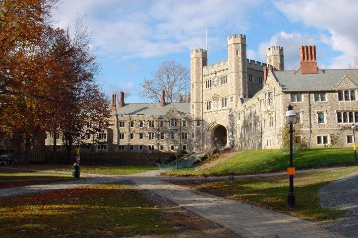 Princeton University, Foto: lucianaduarte.wordpress.com