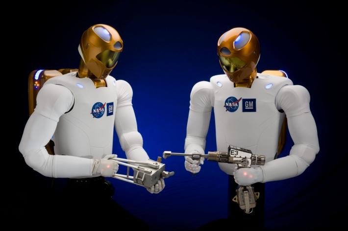 Robonaut 2 , Foto: en.wikipedia.org