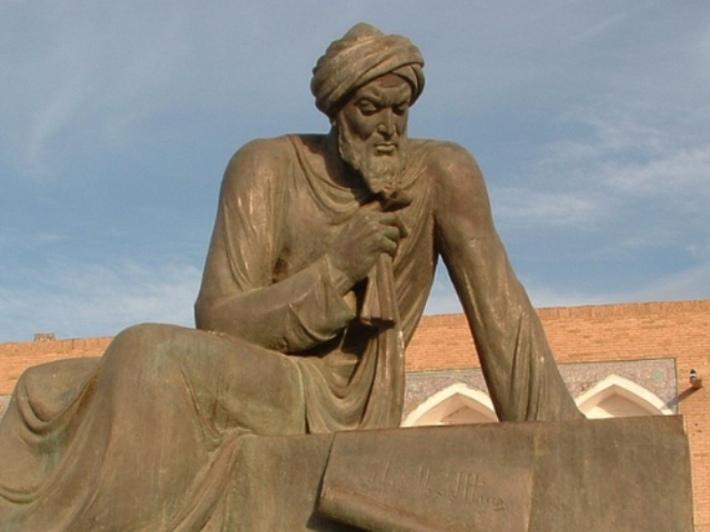 Statuia lui Al Khawarizmi, Foto: dimasadji4.wordpress.com