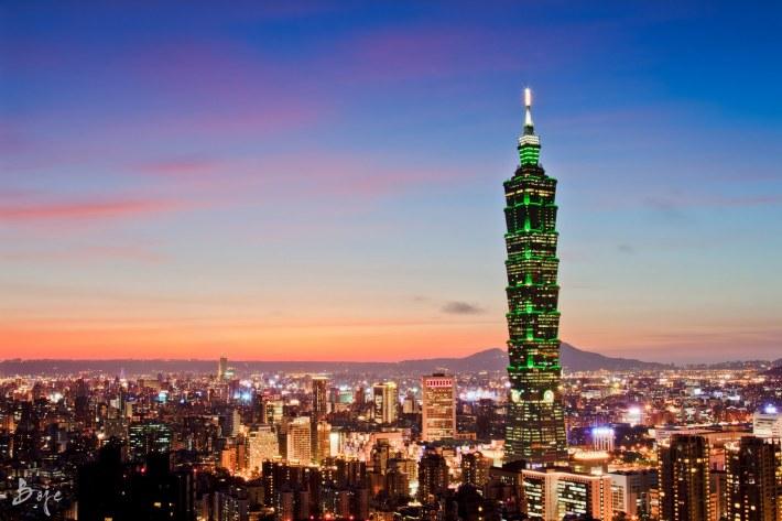 Taipei 101, Foto: momentoingegneria.wordpress.com