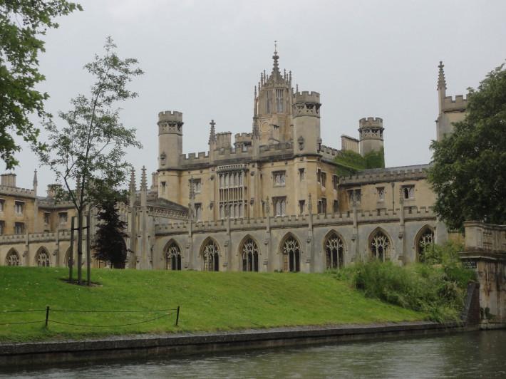 University of Cambridge , Foto: arleneanddennis.wordpress.com
