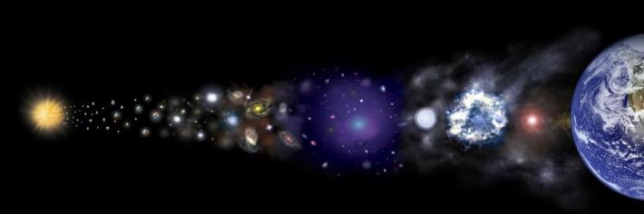 Universul si Materia Neagra, Foto: svejefizika.wordpress.com