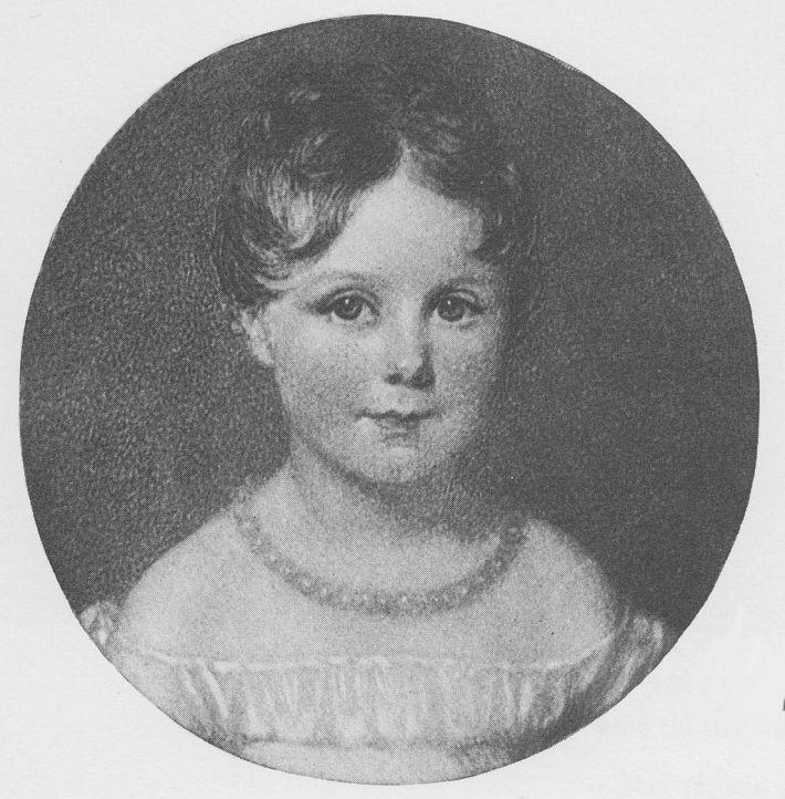 Ada Lovelace la 4 ani, Foto: en.wikipedia.org