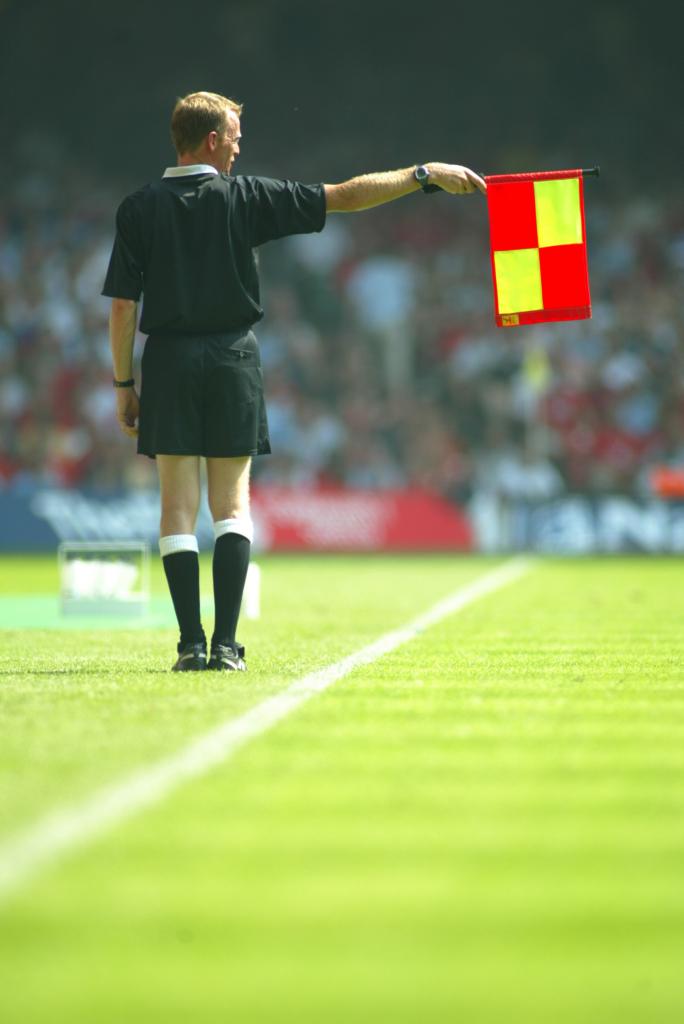 Arbitru de Fotbal, Foto: sheffieldfa.wordpress.com