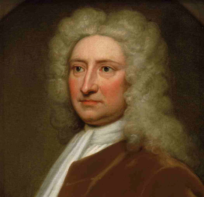 Edmond Halley, Foto: halleyslog.wordpress.com